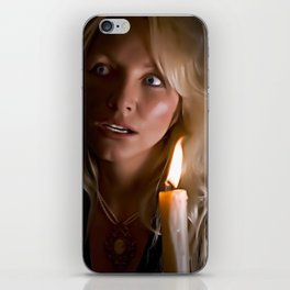 "VAMPLIFIED ""Ghost Hunter"" iPhone Skin"