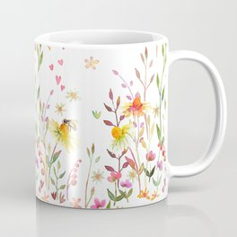 Watercolor Nature Coffee Mug