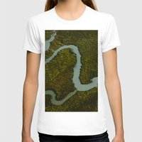 looking for alaska T-shirts featuring Alaska Streams by Andy Barron