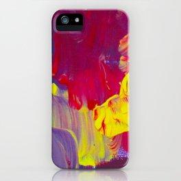 The Livid Lightnings iPhone Case