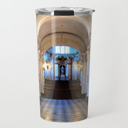 St Petersburg Russia Travel Mug