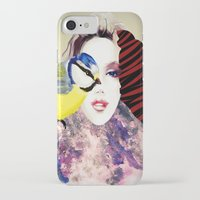 no face iPhone & iPod Cases featuring Face by Cs025