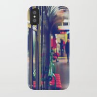 subway iPhone & iPod Cases featuring subway. by zenitt