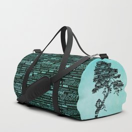 Bodhi Tree Duffle Bag
