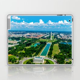 DC from Above Laptop & iPad Skin