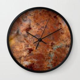 Idaho Gem Stone 27 Wall Clock