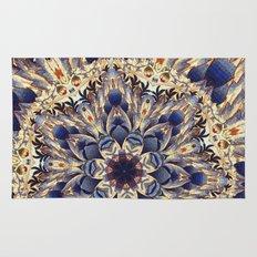Morris Tapestry Mandala Rug