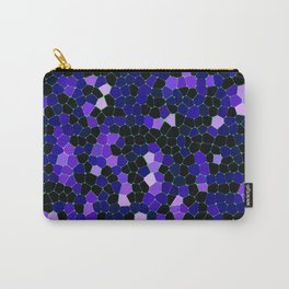 Mosaic Texture G49 Carry-All Pouch