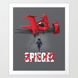 Spiegel Art Print