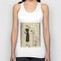 photographer Tank Tops featuring Photographer   by ezop