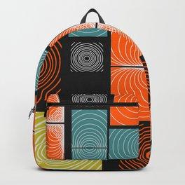 Circular Backpack