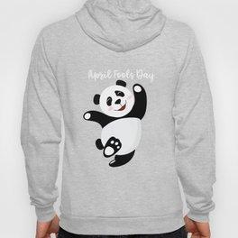 Dancing Panda - Happy April Fool's Day Hoody