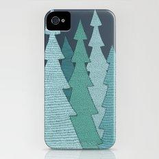 Pines Slim Case iPhone (4, 4s)