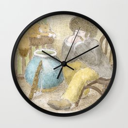On the Porch Wall Clock
