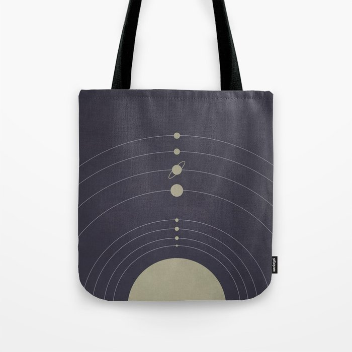 You are here (Solar System) Tote Bag