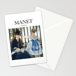 Manet - The Railway Stationery Cards