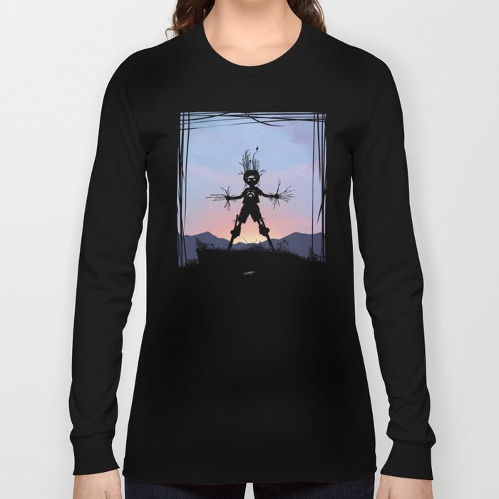 Groot Kid Long Sleeve T-shirt