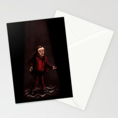 Twin Peaks - The Man from Another Place Stationery Cards
