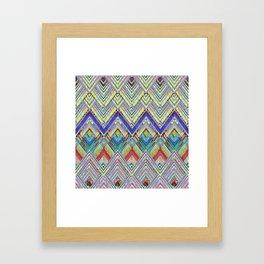 Native Song Framed Art Print