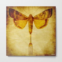 The butterfly fork Metal Print