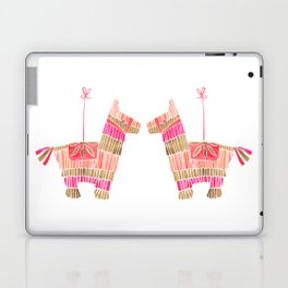 Mexican Donkey Piñata – Pink & Rose Gold Palette Laptop & iPad Skin