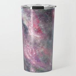 Space and the Moon Travel Mug