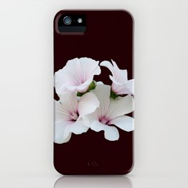 Beautiful summerflowers iPhone Case