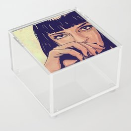 Mia Wallace Acrylic Box