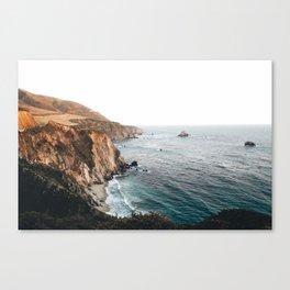 Big Sur, California // Canvas Print