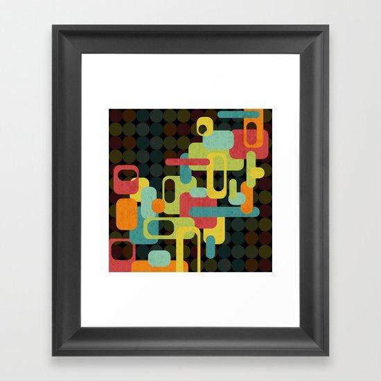 Talkin Bout My Generation Framed Art Print