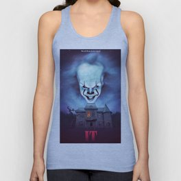 IT we all float down here! Unisex Tank Top