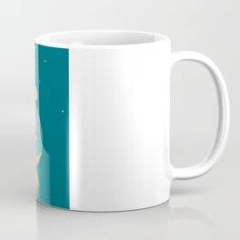 Letter O Coffee Mug