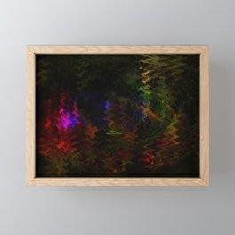 Concept digital : Brave Framed Mini Art Print