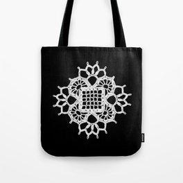 Florentine Doily Tote Bag
