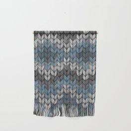 knit3 Wall Hanging