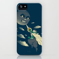 how to defeat the moon Slim Case iPhone (5, 5s)