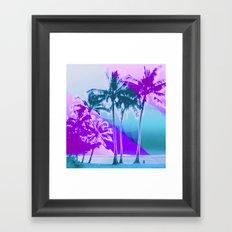 Hanalei  Framed Art Print