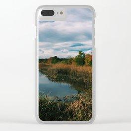 South Carolina Landscape Clear iPhone Case