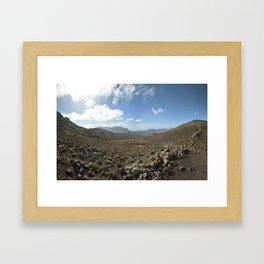 Monte Verde Framed Art Print