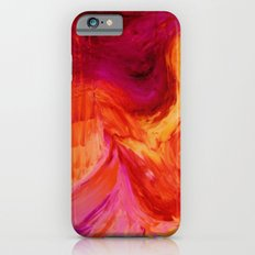 Abstract Hurricane II by Robert S. Lee iPhone 6 Slim Case
