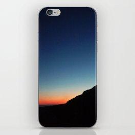 Nova Scotia Sunset  iPhone Skin