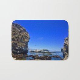 Bird Rock Beach Bath Mat