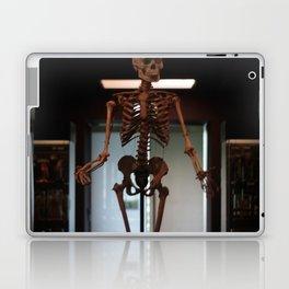 Human Skeleton at Museum Vrolik Laptop & iPad Skin