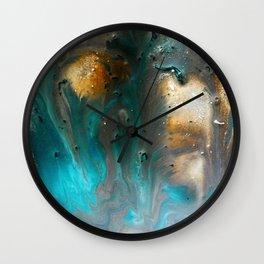 outfall Wall Clock