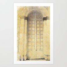 door3 Art Print