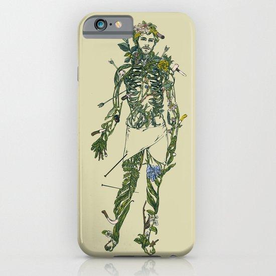 Wound Man iPhone & iPod Case