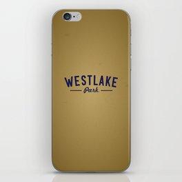 Westlake Park iPhone Skin