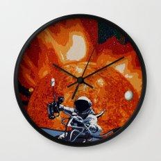 Help Me! Wall Clock
