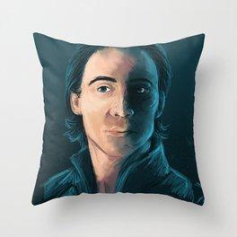 Prince of Lies Throw Pillow