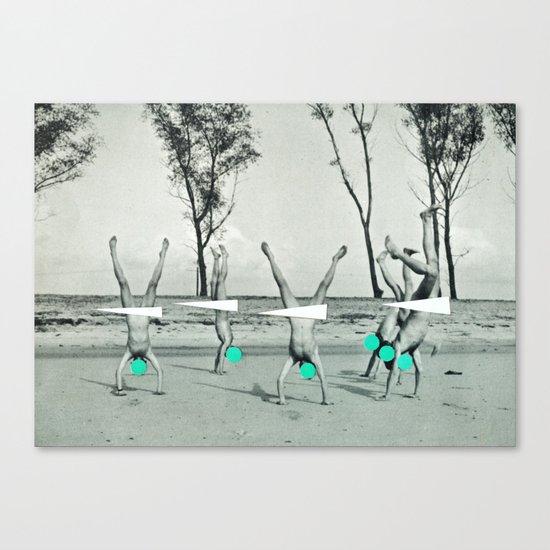 Form Canvas Print